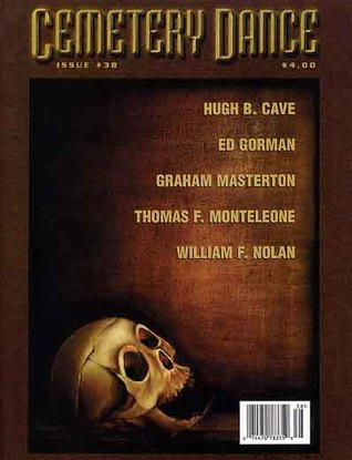 Cemetery Dance: Issue 38