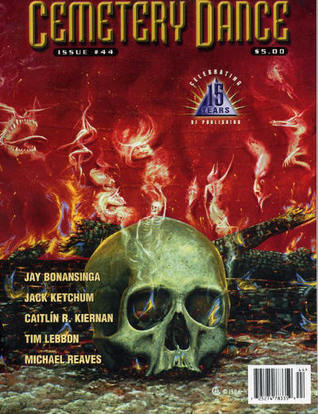 Cemetery Dance: Issue 44