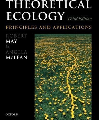 3Day SHIP - MAY MCLEAN 3e Theoretical Ecology: Principles and Applications J20