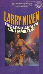 The Long Arm of Gil Hamilton (Known Space)