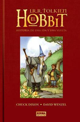 El Hobbit: Historia de una ida y una vuelta.