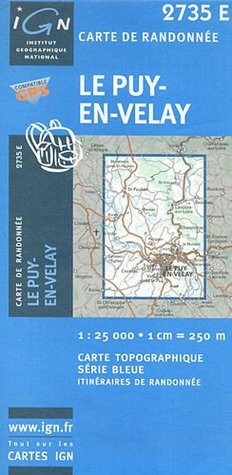 Le Puy-en-Velay 2012: IGN2735E