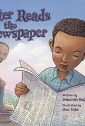 Carter Reads the Newspaper Pdf Book