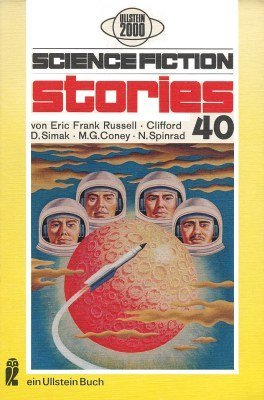 Science Fiction Stories 40