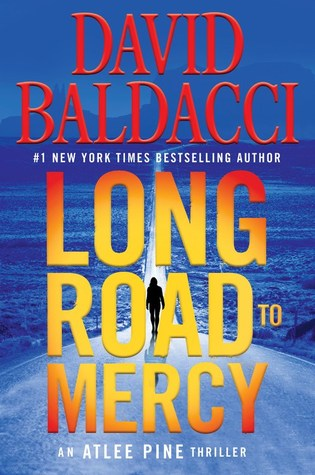 Long Road to Mercy (Atlee Pine, #1)