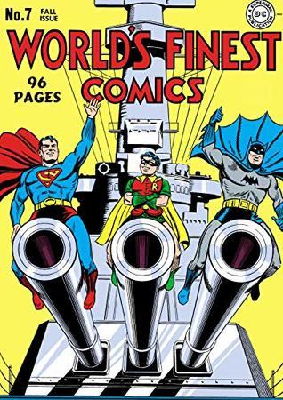 World's Finest Comics (1941-1986) #7 (World's Finest (1941-1986))