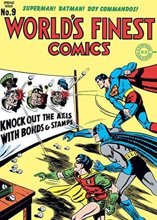 World's Finest Comics (1941-1986) #9 (World's Finest (1941-1986))