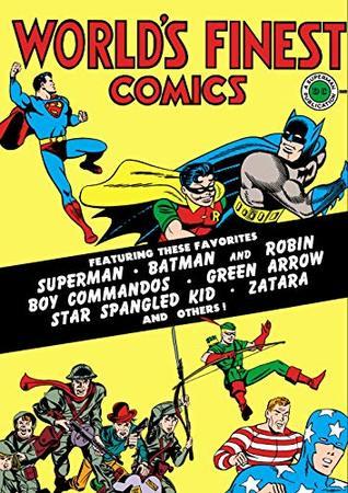 World's Finest Comics (1941-1986) #10 (World's Finest (1941-1986))