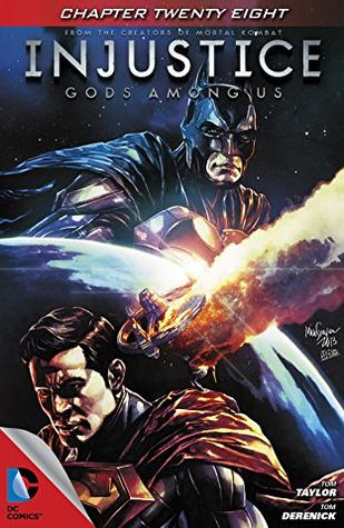 Injustice: Gods Among Us (Digital Edition) #28