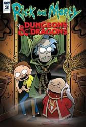 Rick and Morty vs. Dungeons & Dragons #3 (of 4) Pdf Book