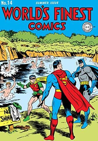 World's Finest Comics (1941-1986) #14 (World's Finest (1941-1986))