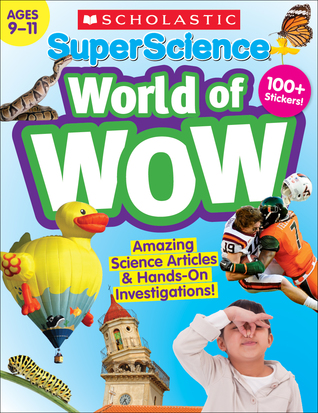 SuperScience World of WOW (Ages 9-11) Workbook