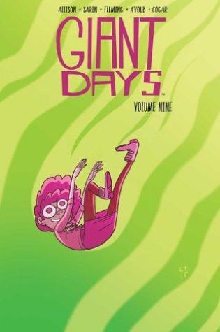 Giant Days, Vol. 9 (Giant Days #9) Book Pdf ePub