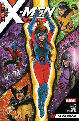 X-Men Red, Vol. 1: The Hate Machine
