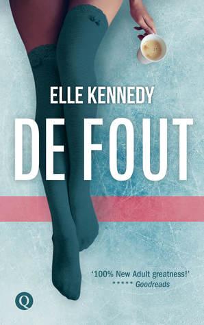 De Fout (EN: The Mistake) Boek omslag