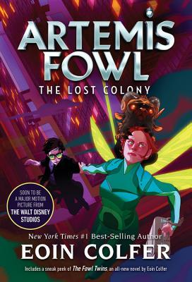 New Cover and Sneak Peek The Lost Colony