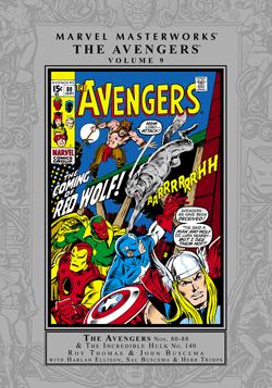 Marvel Masterworks: The Avengers, Vol. 9