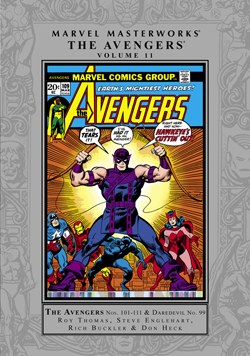 Marvel Masterworks: The Avengers, Vol. 11