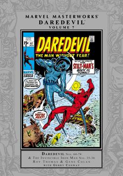 Marvel Masterworks: Daredevil, Vol. 7
