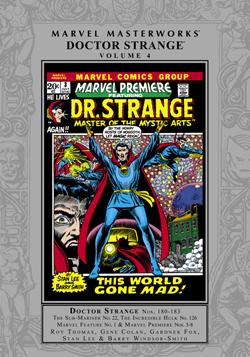 Marvel Masterworks: Doctor Strange, Vol. 4