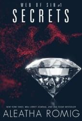 Secrets (Web of Sin, #1) Pdf Book