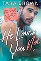 He Loves You Not (Serendipity, #2) Pdf Book