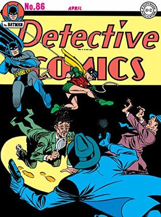 Detective Comics (1937-2011) #86