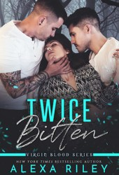 Twice Bitten (Virgin Blood, #3) Pdf Book