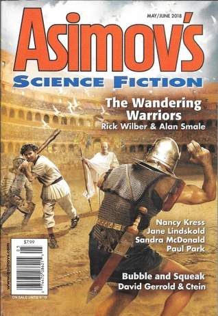 Asimov's Science Fiction, May/June 2018