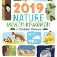 2019 Nature Month-By-Month: A Children's Almanac