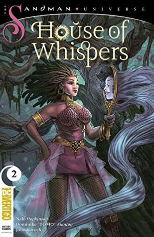 House of Whispers (2018-) #2