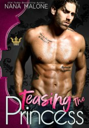 Teasing the Princess (Royals United #2) Pdf Book