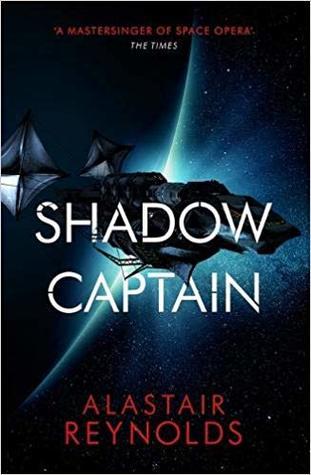 Shadow Captain (Revenger, #2)