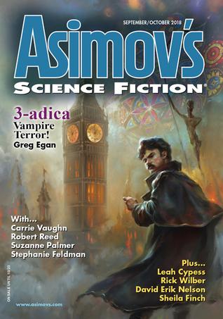 Asimov's Science Fiction, September/October 2018