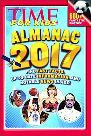 Time for Kids Almanac 2017