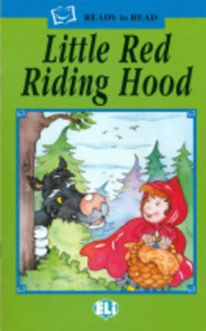 Ready to read - Green line: Little Red Riding Hood - book + audio CD