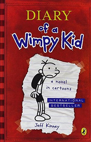 Diary of a Wimpy Kid: a novel in cartoons