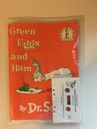 Green Eggs and Ham - Book and Read Along Cassette