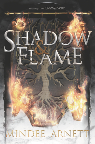 Shadow & Flame (Rime Chronicles, #2)