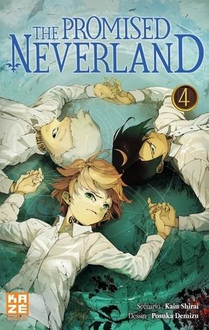 The Promised Neverland, T04 (The Promised Neverland, #4)