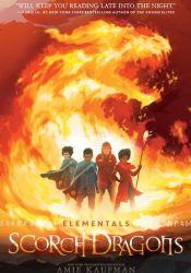 Scorch Dragons (Elementals, #2) Pdf Book
