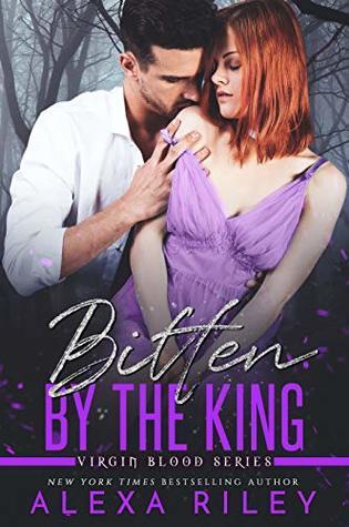 Bitten by the King (Virgin Blood, #4) Book Pdf ePub