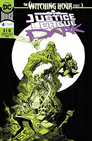 Justice League Dark (2018-) #4