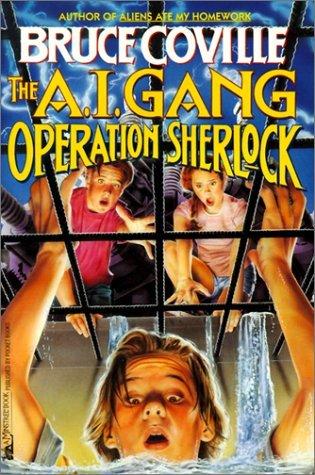 Operation Sherlock (A.I. Gang, #1)