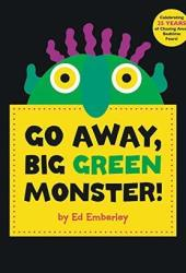 Go Away, Big Green Monster! Pdf Book