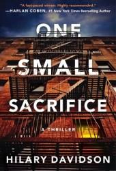 One Small Sacrifice (Shadows of New York, #1) Book Pdf