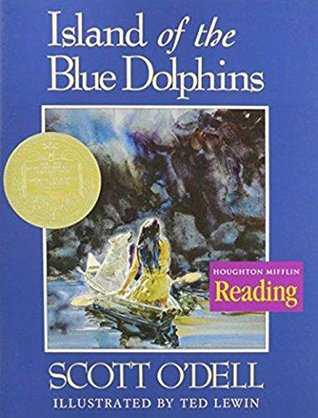 Island of the Blue Dolphins (Houghton Mifflin: Challenge Level Theme 2 Grade 5)