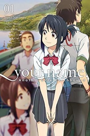 your name. Another Side:Earthbound, Vol. 1