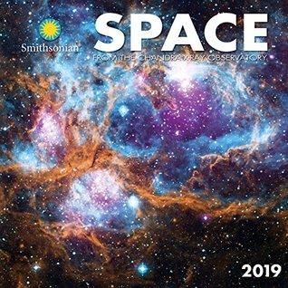 Smithsonian Space 2019 Wall Calendar