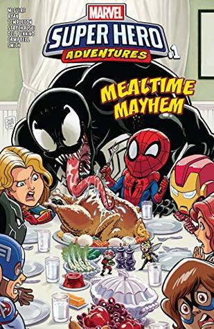 Marvel Super Hero Adventures: Captain Marvel - Mealtime Mayhem (2018) #1 (Marvel Super Hero Adventures (2018-))